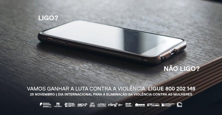 CAMPANHA | #VamosGanharALutaContraAViolência