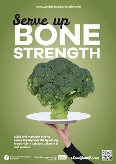 Bone Strength focus on World Osteoporosis Day 2015