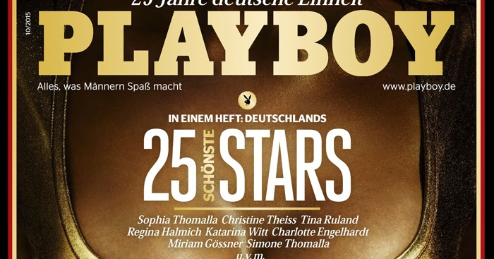 ... Deutschlands 25 schönste Stars   Playboy Germany - Girls from Playboy