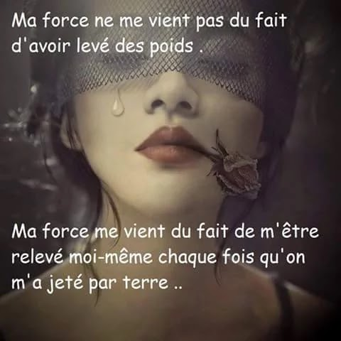 La page de la sagesse ma force int rieure for Force interieur