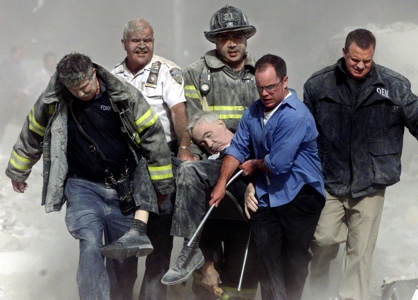 9/11 rescue