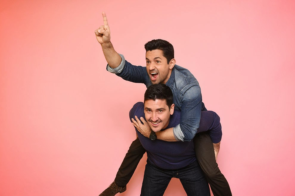 NKOTB News: Jonathan Knight and Harley Rodriguez on Buzz Feed