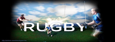 Couverture pour facebook rugby