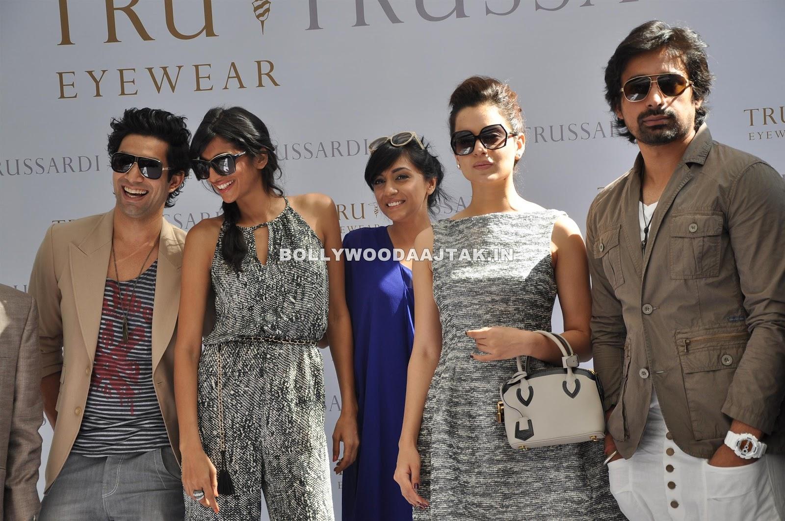 , Kangana Ranaut At Kaunch Tru Trussardi Eyewear Launch