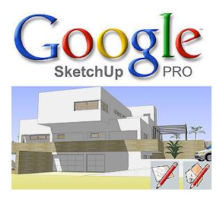 Google Sketch Up Pro