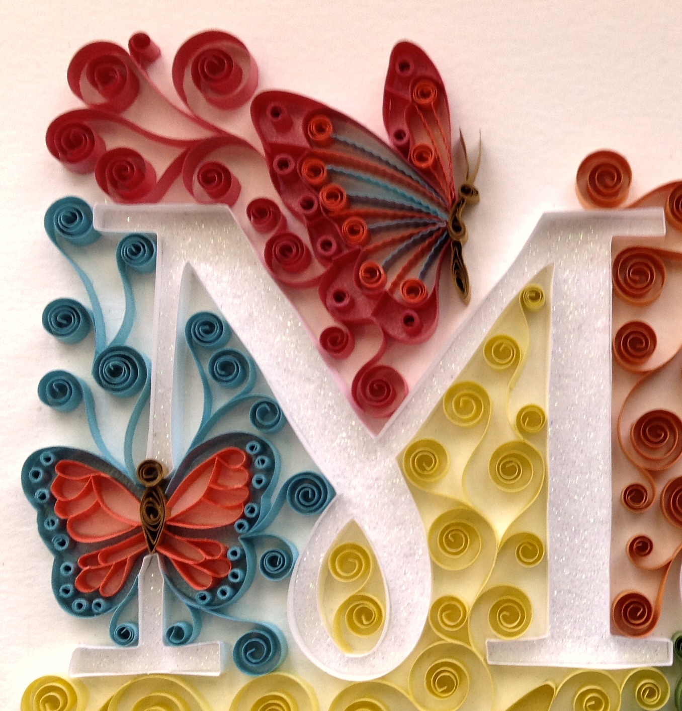 Halcyon Creative Gifts - Quilling and Crafts for Quilling Butterfly Tutorial  45jwn