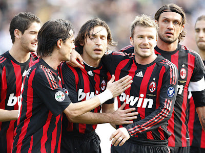 Ac Milan Football Club Wallpapers