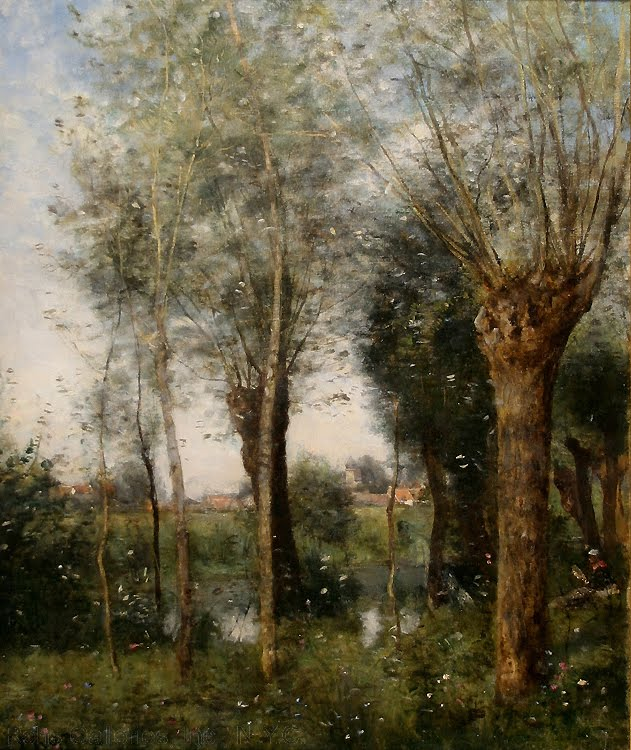 Getting to know the enemy camille corot for Camille corot