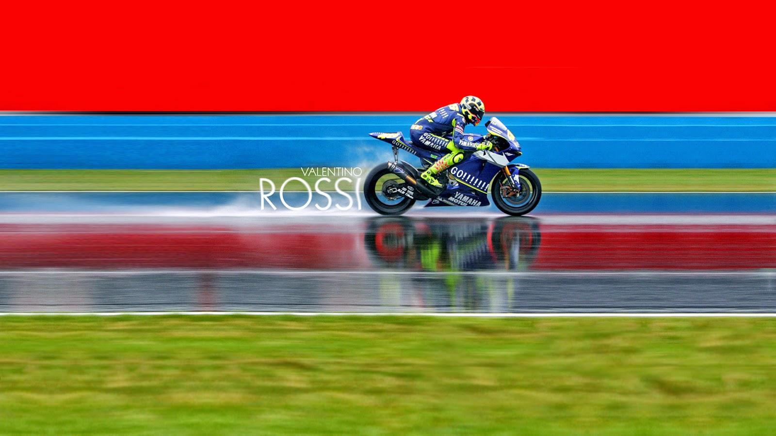 Valentino Rossi MotoGP Racer 2015
