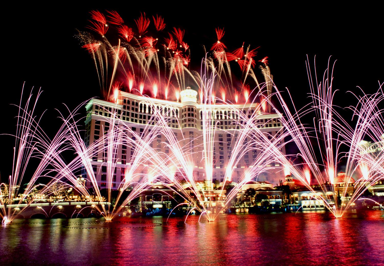 Las Vegas New Year's