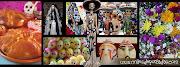Portadas para– Día de los Muertos Collage 2 portadas para facebook dia de los muertos
