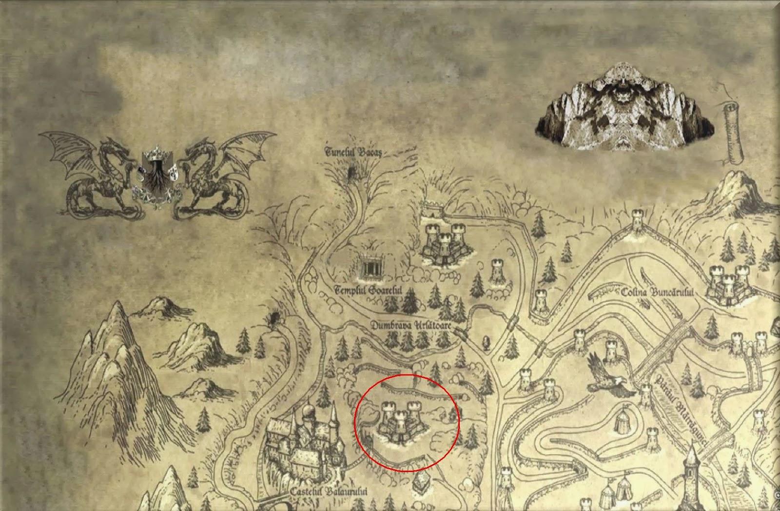 Castelul Bran (Balaurului)