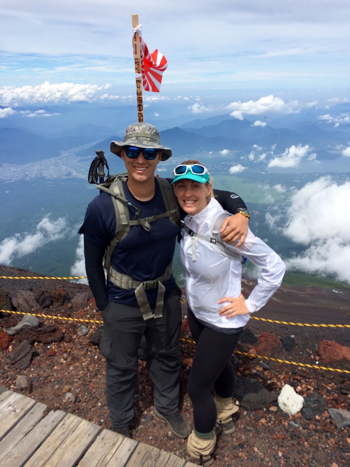 A few weeks ago, Peter and I hiked Mt. Fuji with our friends and IT WAS AWESOME! Words really can't describe the beauty and sheer magnitude of the hike, ...