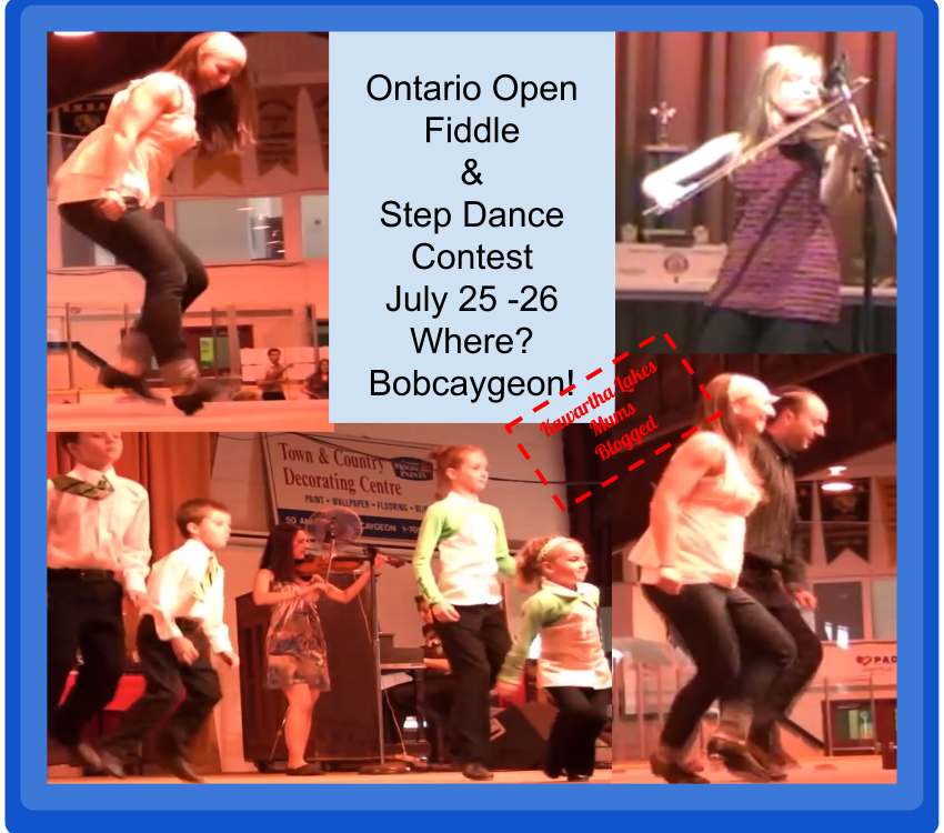 Bobcaygeon Kawartha Lakes Annual Ontario Fiddle and Step Dance Contest July 25 -26  Previous winners