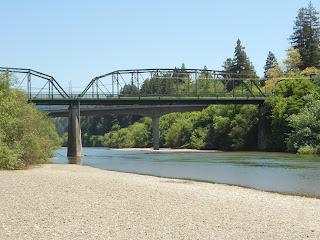 guerneville russian river bridge