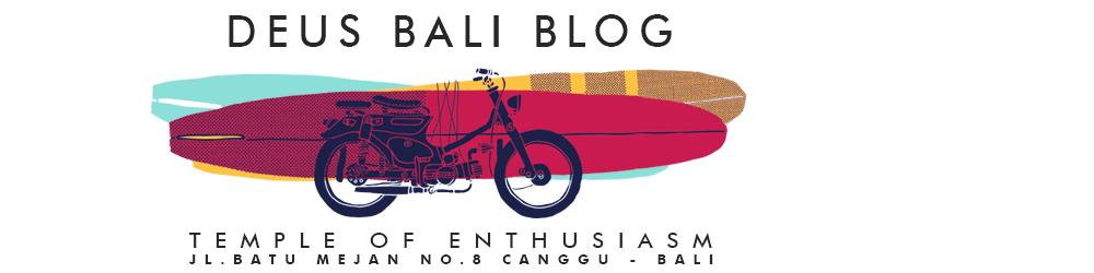 Deus Bali Blog