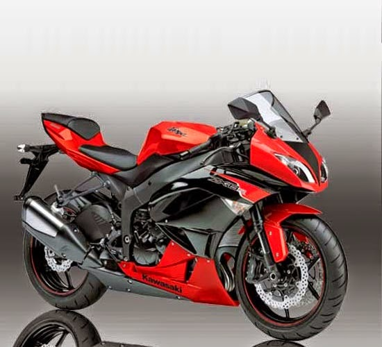 Kawasaki Ninja ZX-6R Specification and Price