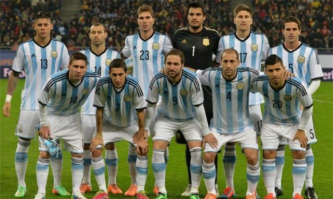 Tim Argentina Piala Dunia