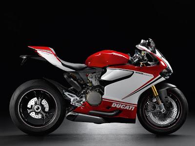 2012 Ducati 1199 Panigale S Tricolore