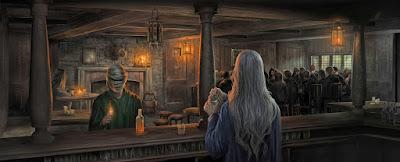Ordine della Fenice, Capitolo 16: Alla Testa di Porco