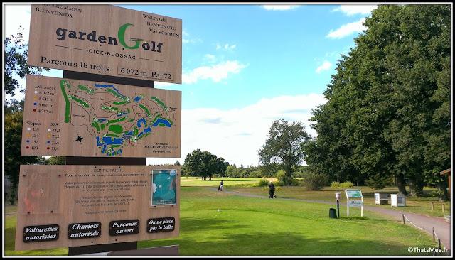 Spa Cicé Blossac domaine Golf 18 trous Bretagne