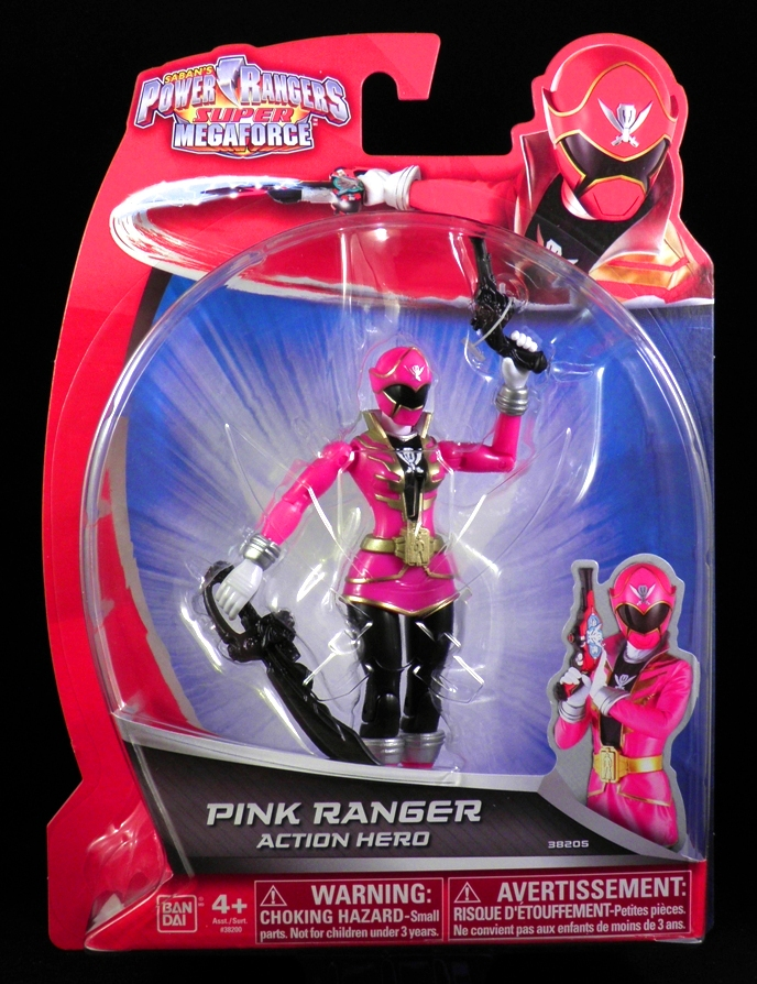 Pink ranger super megaforce girls costume