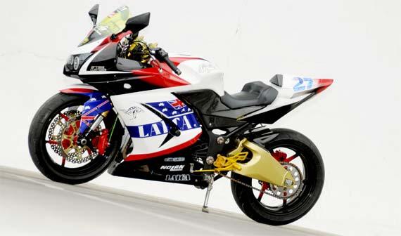 Kawasaki Ninja 250R Modifikasi. title=