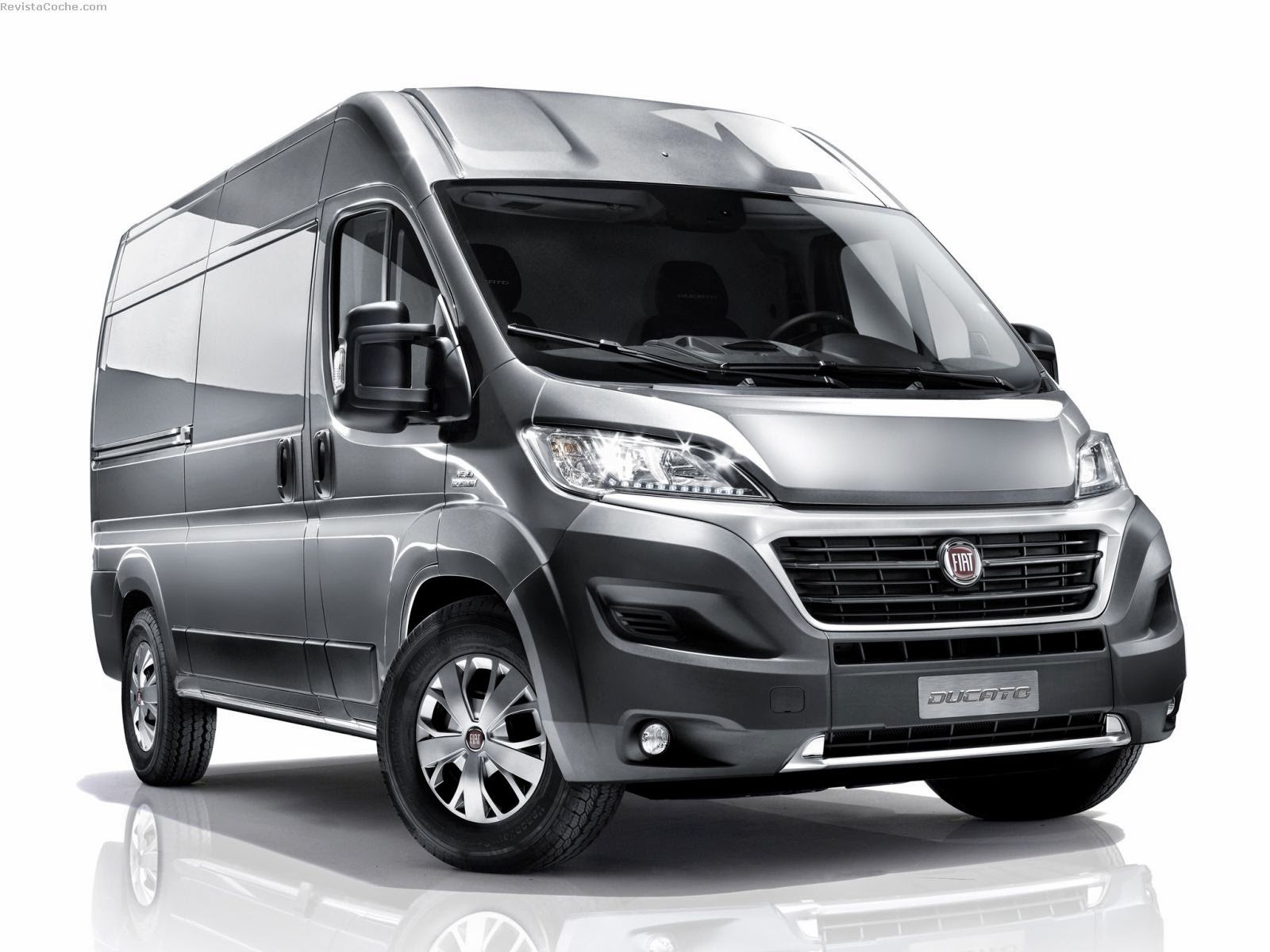 revista coche nuevo fiat ducato 2015. Black Bedroom Furniture Sets. Home Design Ideas