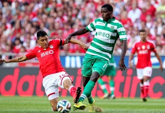 Arsenal agree William Carvalho deal, Telegraph reports