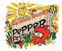 6th Annual Pepper Festival in Briar Chapel next Sunday!