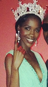 Miss Turks and Caicos Universe 2014