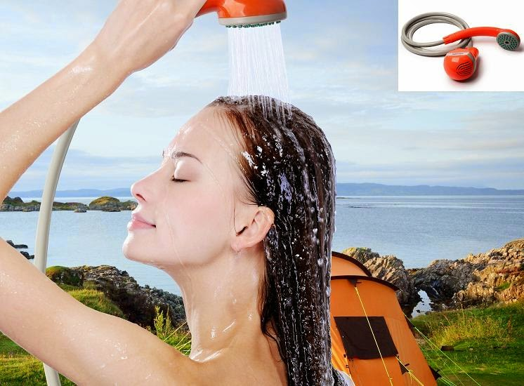 15 Awesome and Coolest Portable Showers.