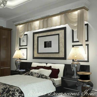 Electro decoraciones irene luces luminarias lamparas - Lamparas para habitaciones ...