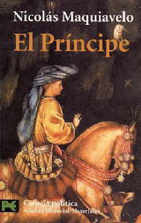 Portada del libro el principe para descargar en pdf