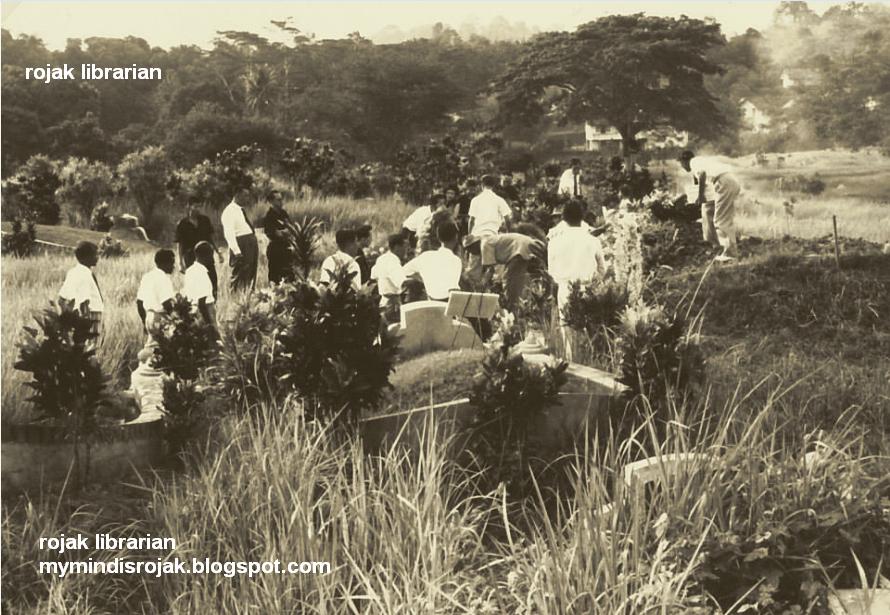 Funeral of Chia Keng Tye