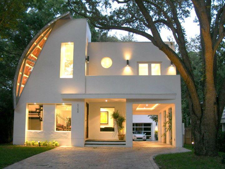 Fachadas   decoractual   diseño y decoración