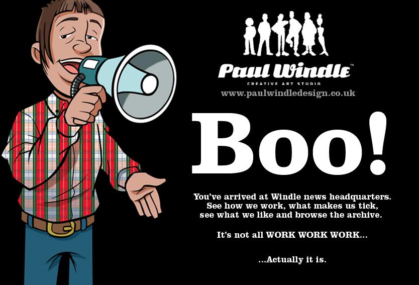 PAUL WINDLE Creative Art Studio