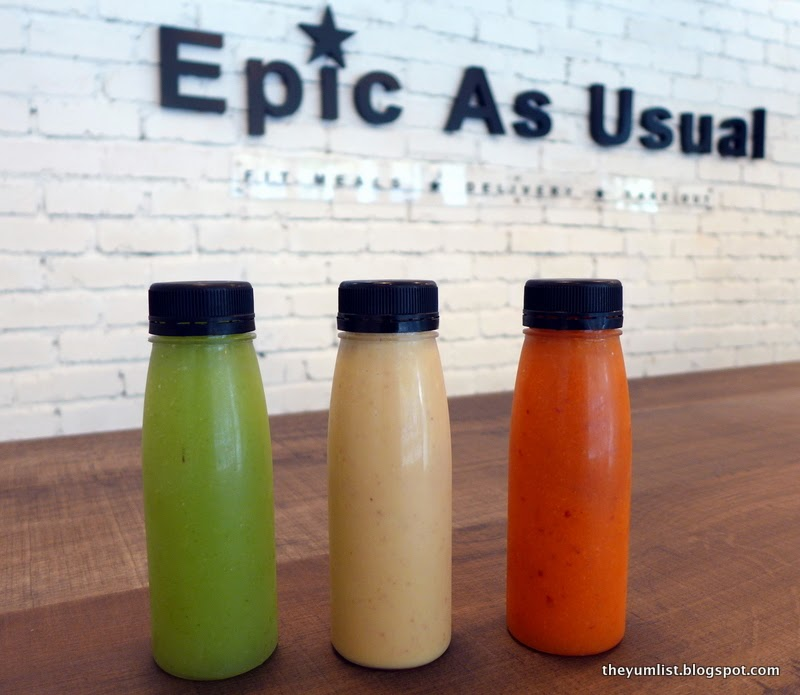 Epic Fit Meals Co., Healthy Food Delivery, Damansara Perdana