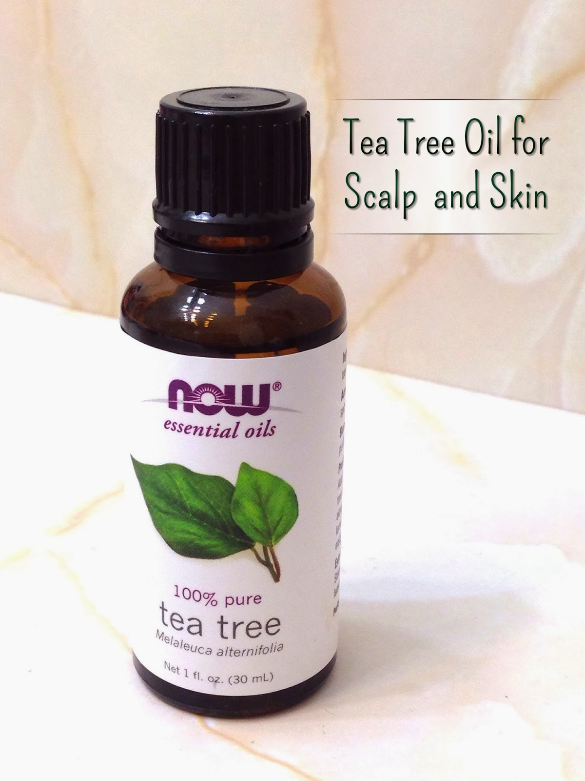 www.curlyincolorado.com tea tree oil scalp skin