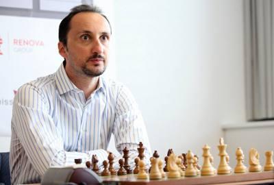 Ronde 8 : Veselin Topalov seul leader après sa victoire sur Alexander Morozevich