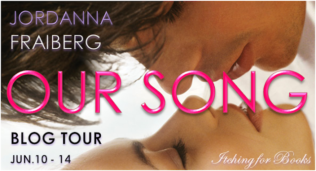Book tour our song jordanna fariberg itching for books