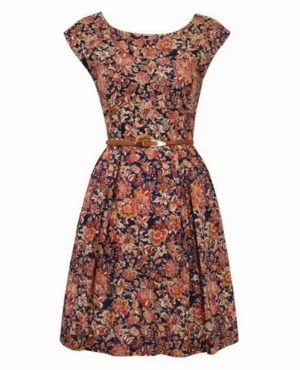 Sponsored item of the week: Louche Paisley Dress