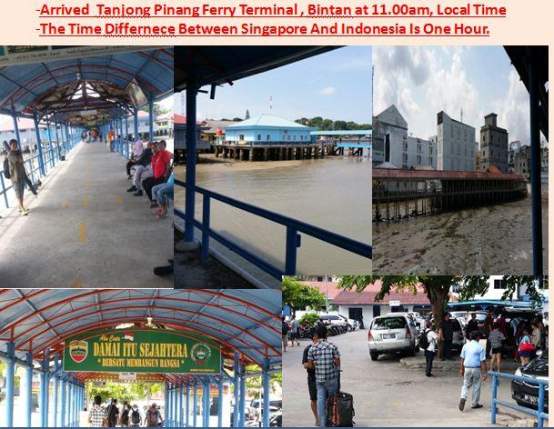 our trip to kawal kelong at tanjung pinang bintan