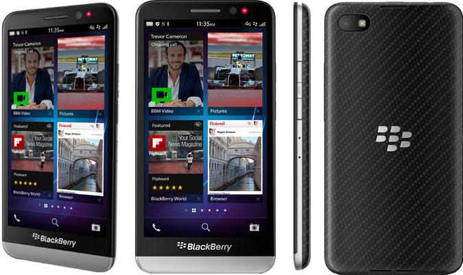 Blackberry 10 mode emploi