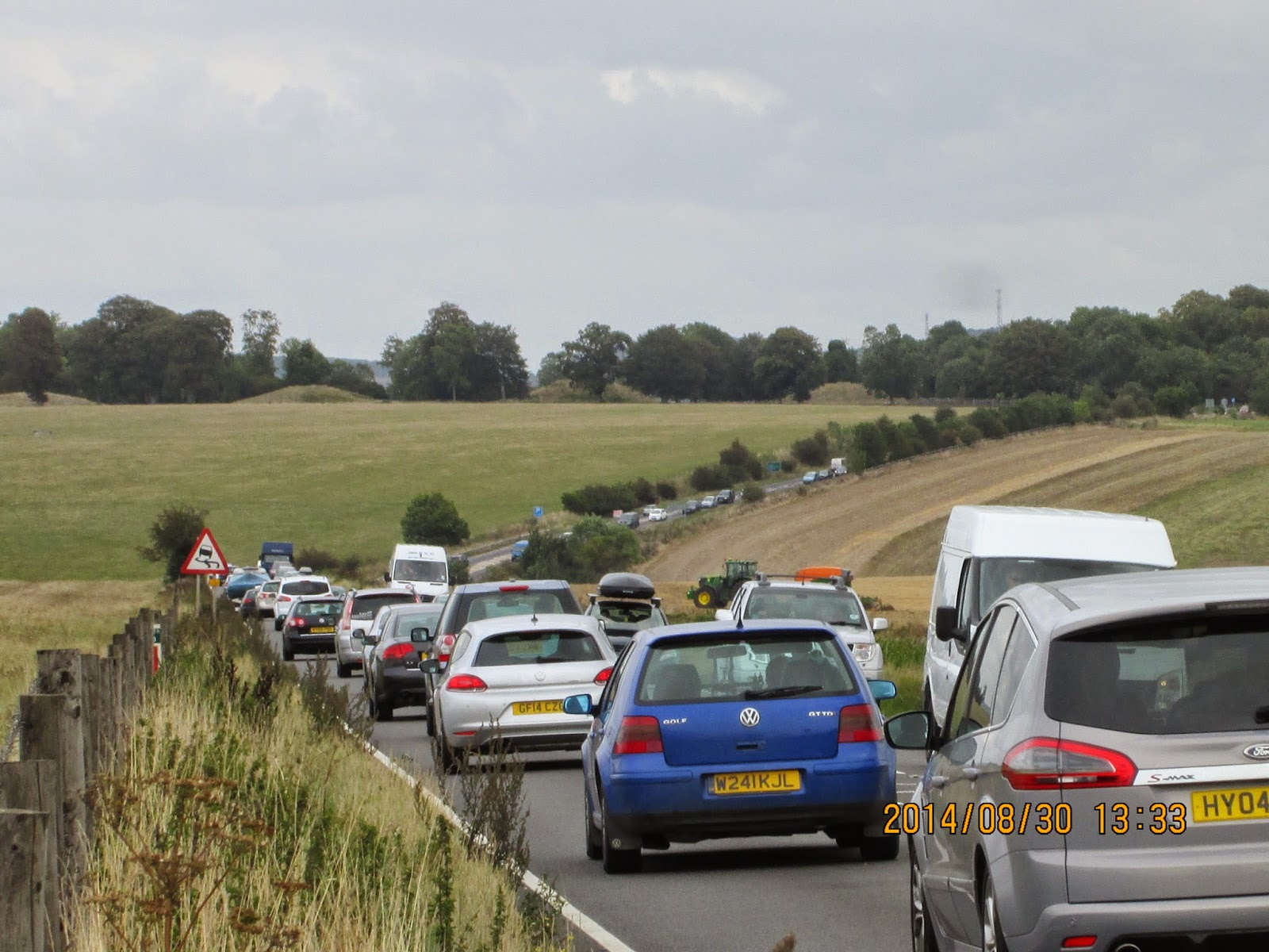 STAG Stonehenge Traffic Action Group August