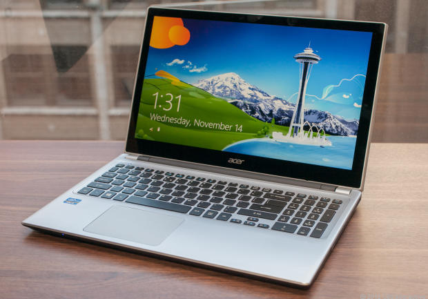 Acer Aspire V5 laptop with AMD Temash chip leaked