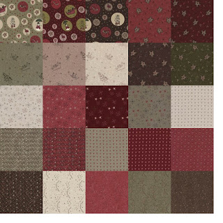 Lecien CHRISTMAS FUN Quilt Fabric by Lynette Anderson