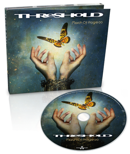 THRESHOLD - March Of Progress [Limited Edition digipak] (2012)