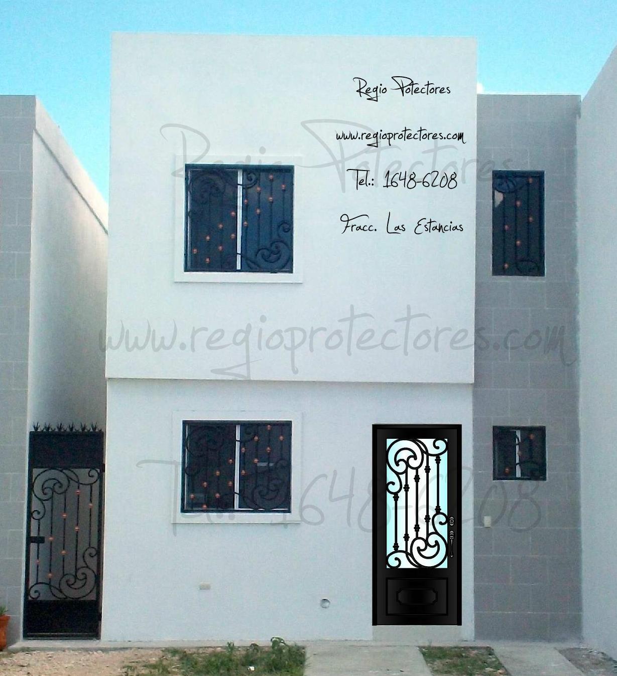 Casas de cambio monterrey casas de cambio en monterrey for Puertas de hierro para casas