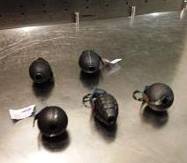5 Grenades Grenading (EWR)